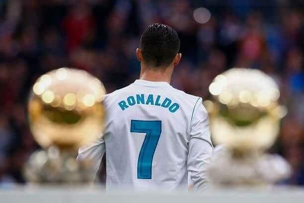 Happy 33rd Birthday To Ronaldo .