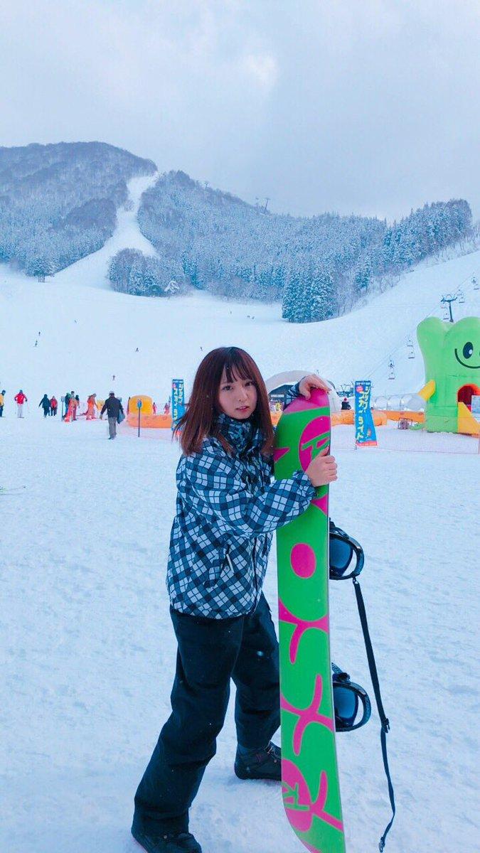スキー場で可愛い子が撮られる  [977743663]->画像>17枚