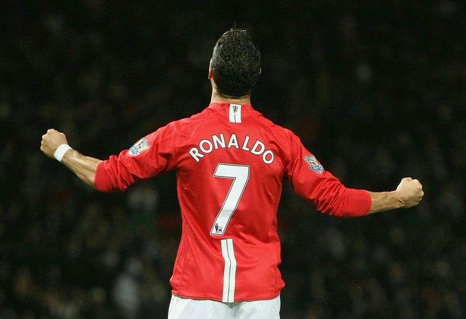 Happy birthday to Cristiano Ronaldo! 240 appearances 117 goals 1 Ballon D\Or.
