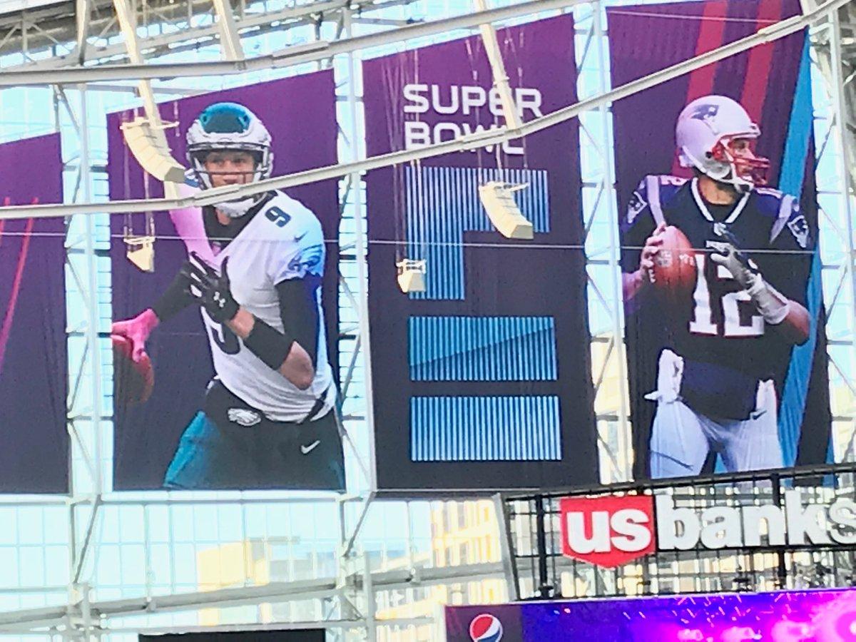 Live updates: Super Bowl LII | Page 111