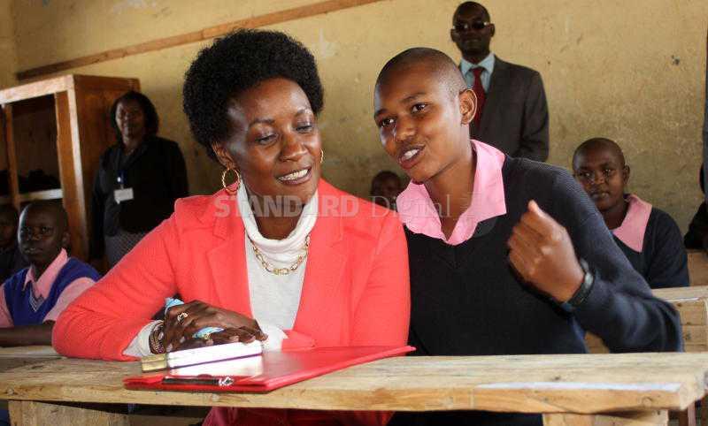 Kilifi parents protest forced repetition of mature pupils