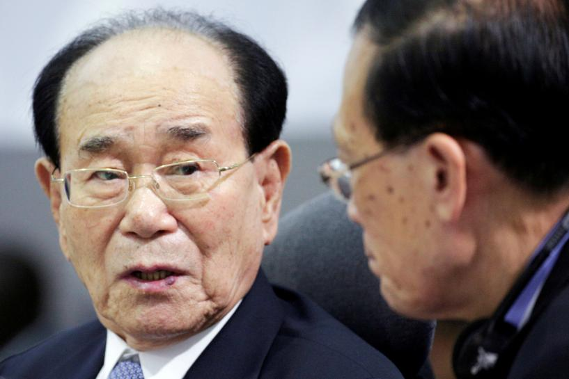 Hopes for talks grow with North Korea's ceremonial leader to visit South Korea for Olympics