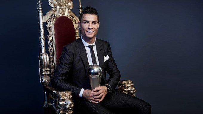 Happy birthday to FIFA Men\s Player 2017, Cristiano Ronaldo