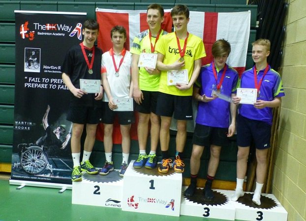 test Twitter Media - Congratulations to Luke Weston, runner up in the U17 Silver Open Badminton Tournament Hertfordshire 2018. Luke was competing against players from the UK and Scandinavia https://t.co/fPCjzUCRvH