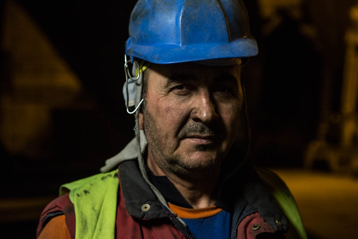 Life in the shadows of Greece's coal mines