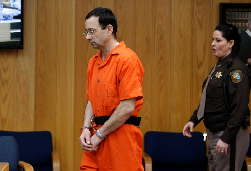 Disgraced USA Gymnastics doctor faces additional prison term