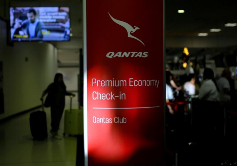 Qantas will let one Boeing 787 option lapse, undecided on others: CEO