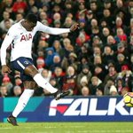Disappointed Wanyama rated highly after Anfield screamer