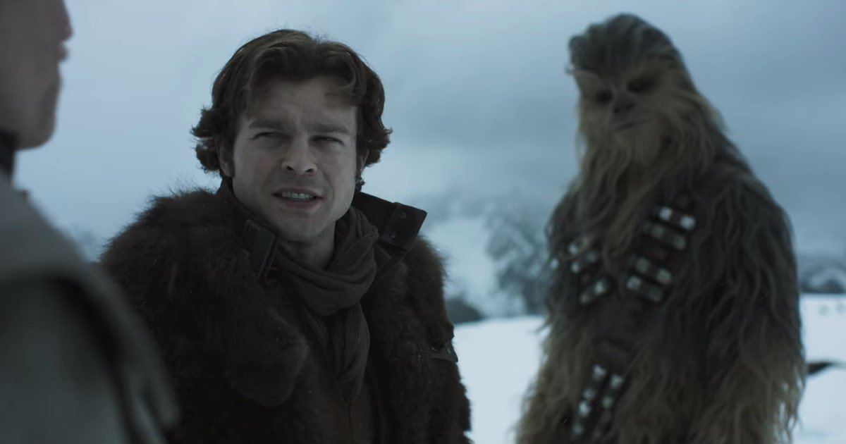 Watch the thrilling first trailer for #Solo: A #StarWars Story https://t.co/UhYdhVDLTf https://t.co/e4vrBiUo2d