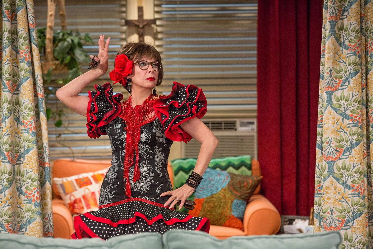70 years ago I may have been married to her. I don't remember. But today we're doing a show together. Hear @OneDayAtATime's very own @TheRitaMoreno on my podcast: https://t.co/VJ6m1wB8Fb https://t.co/PQrjvnePH6
