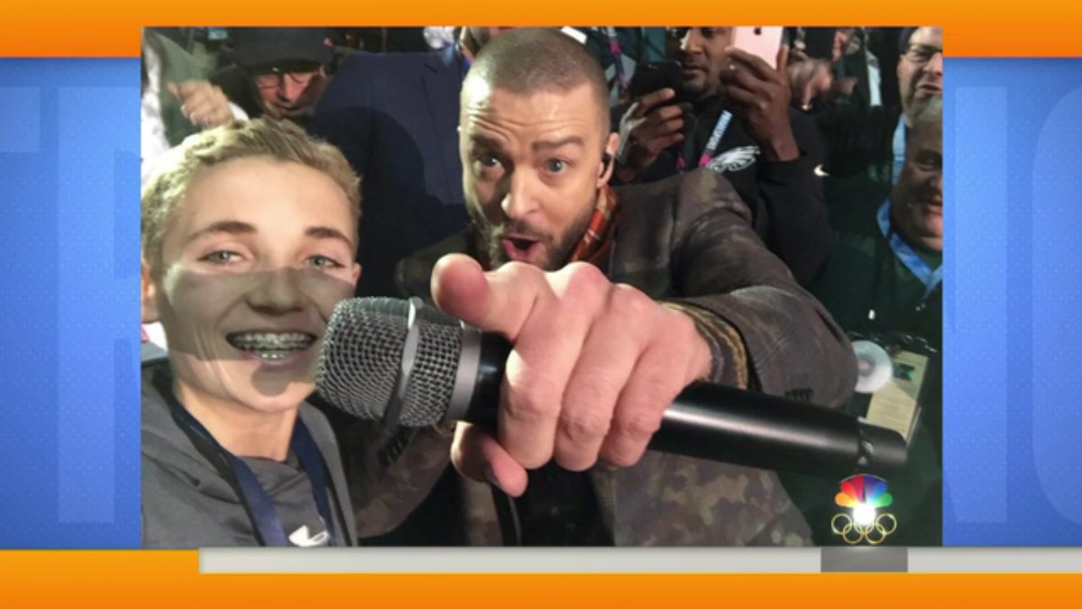 "Justin Timberlake halftime selfie kid speaks: ""I just went for it"""