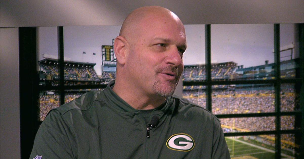 Mike Pettine's philosophy on defense?  1-on-1 with the new #Packers DC ��: https://t.co/VWuf2IBydU https://t.co/9ucUeZDmCM