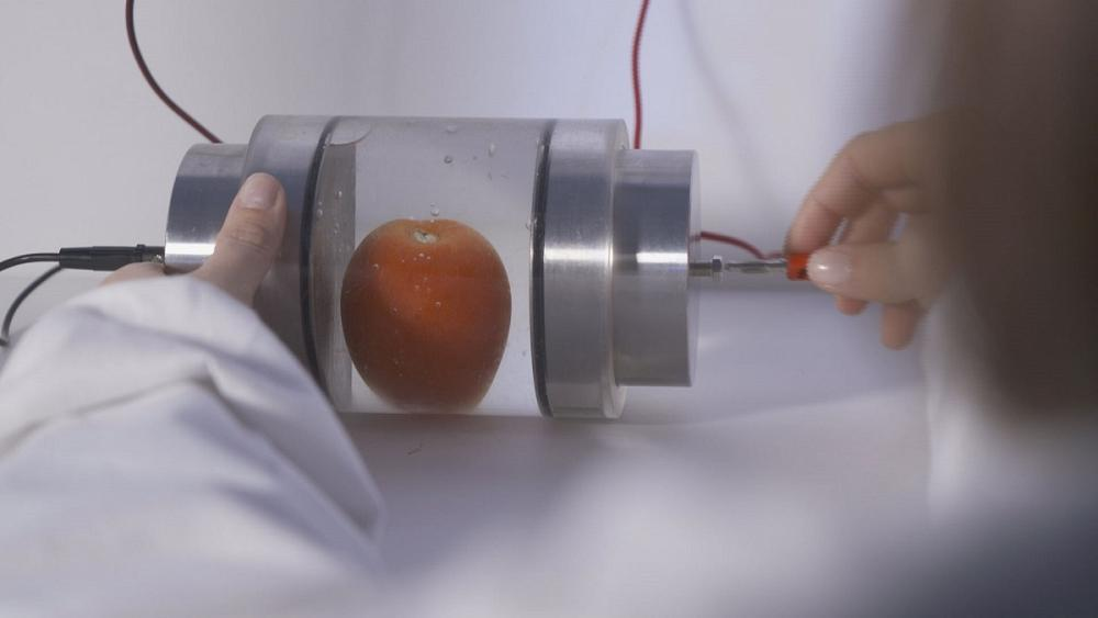 ? New technology juices up the food industry