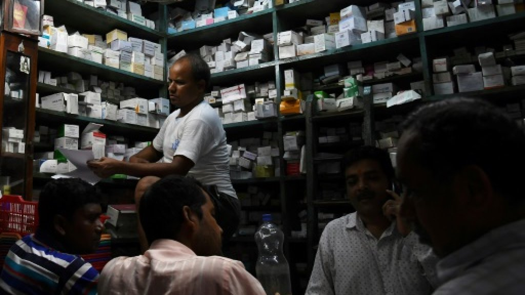 64 percent of antibiotic cocktails sold in India 'illegal': study