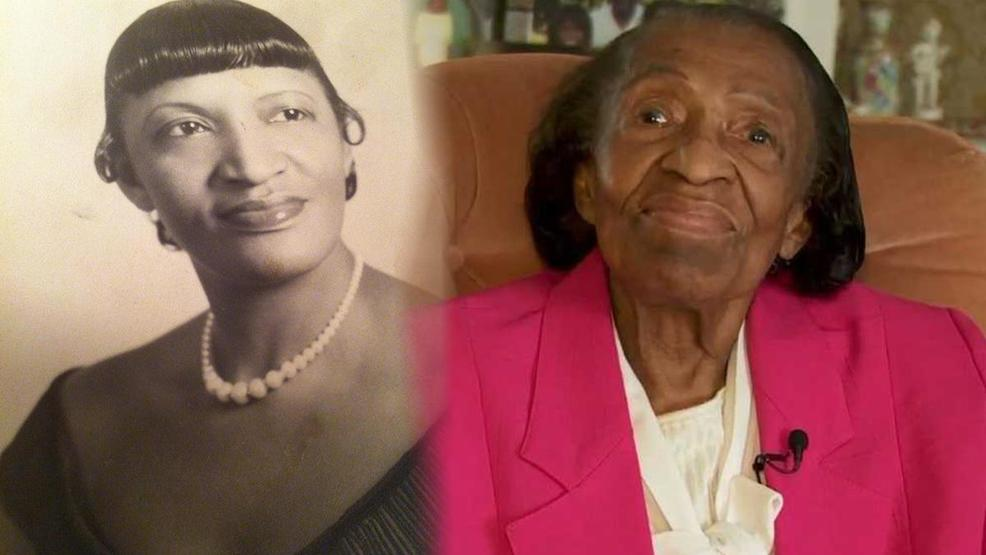 Portland woman turns 103 years old: 'I just lived a kind of normal life'
