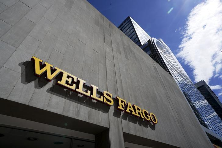 Fed restrictions continue to badger Wells Fargo; U.S. banks down