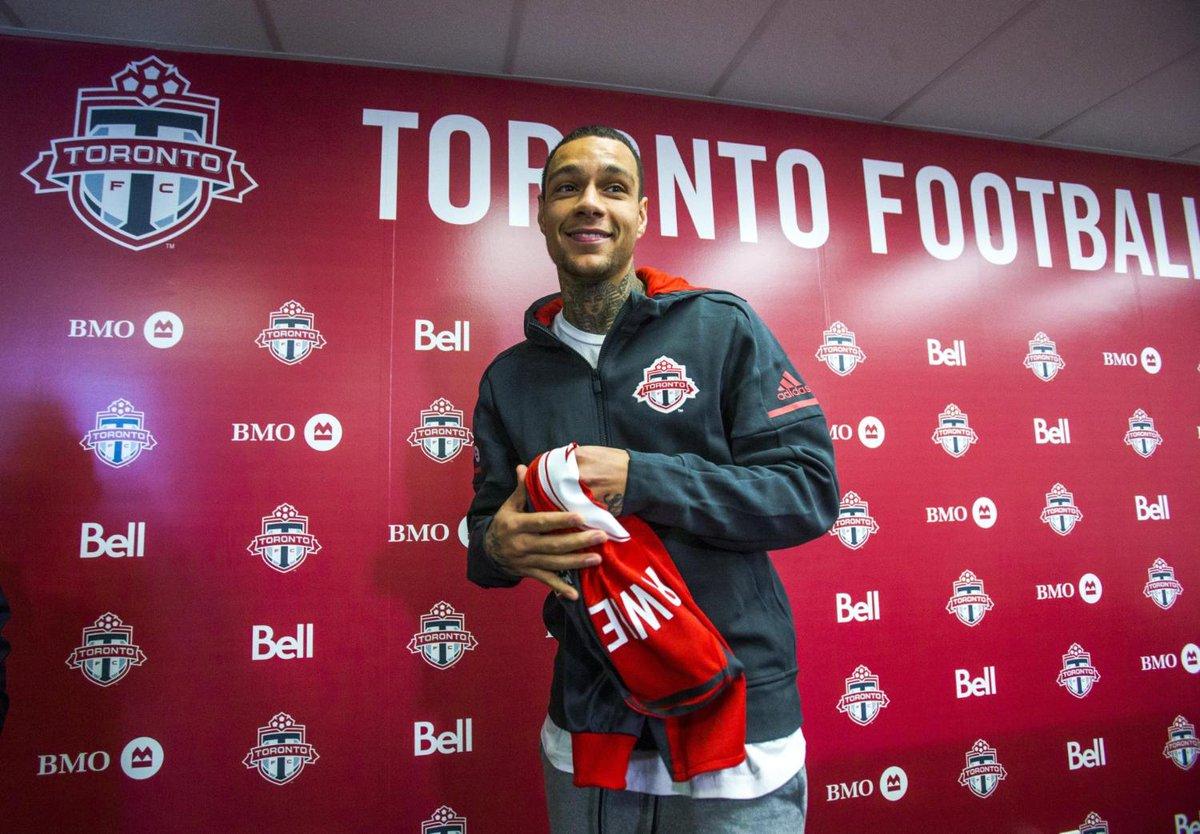 MLS '10 years ahead' of Europe, says Toronto FC signing Gregory van der Wiel