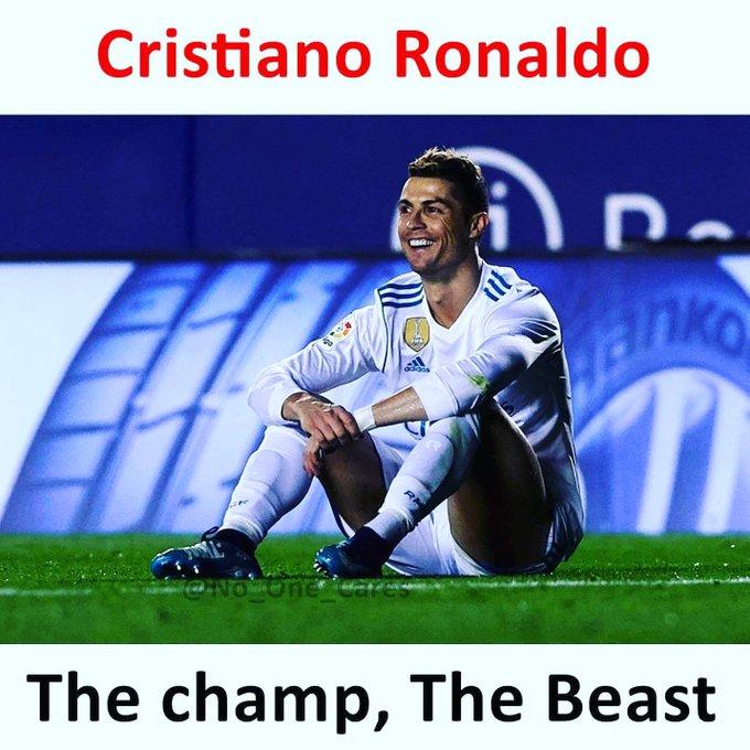 Happy birthday Cristiano Ronaldo..