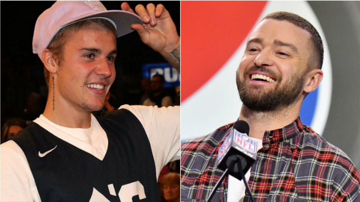 Justin Bieber Shares His Honest Review Of Justin Timberlake's Super Bowl Performance
