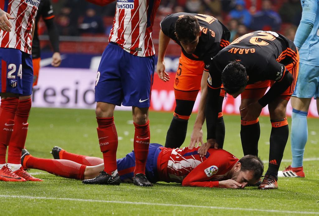 El Atlético, ni penaltis a favor ni rojas al rival tras 22 jornadas https://t.co/phkQVyMzag https://t.co/G8Q1Tq6UML