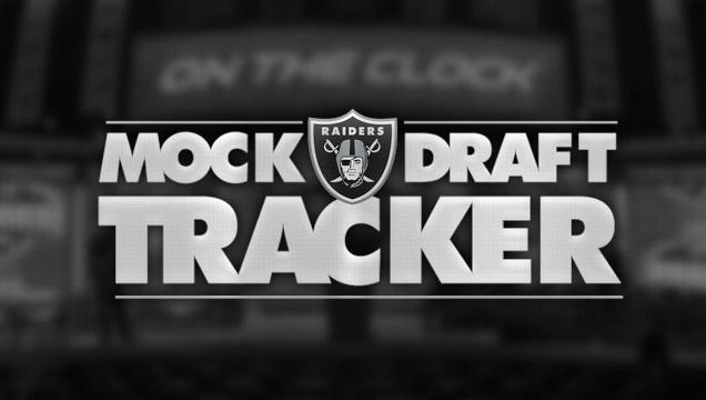 Keep tabs on what the experts are saying.  Mock Draft Tracker 1.0: https://t.co/ap8KBEzvlS https://t.co/ZrnZTkfwRO