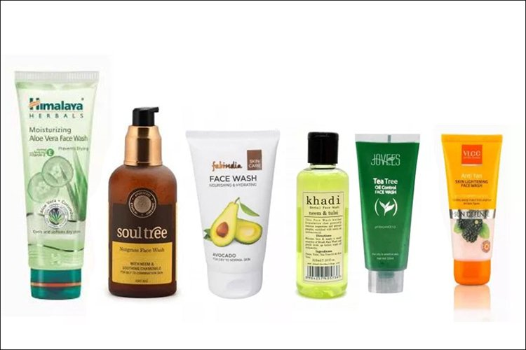 Sensitive, Oily Or Dry: Here Are 6 Herbal Face Washes For Every Indian Skin...