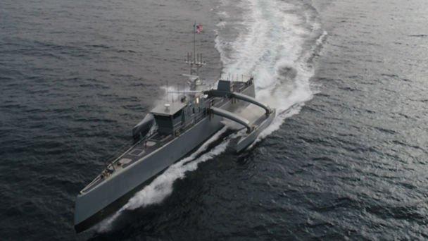 US and China prepare for AI submarine warfare