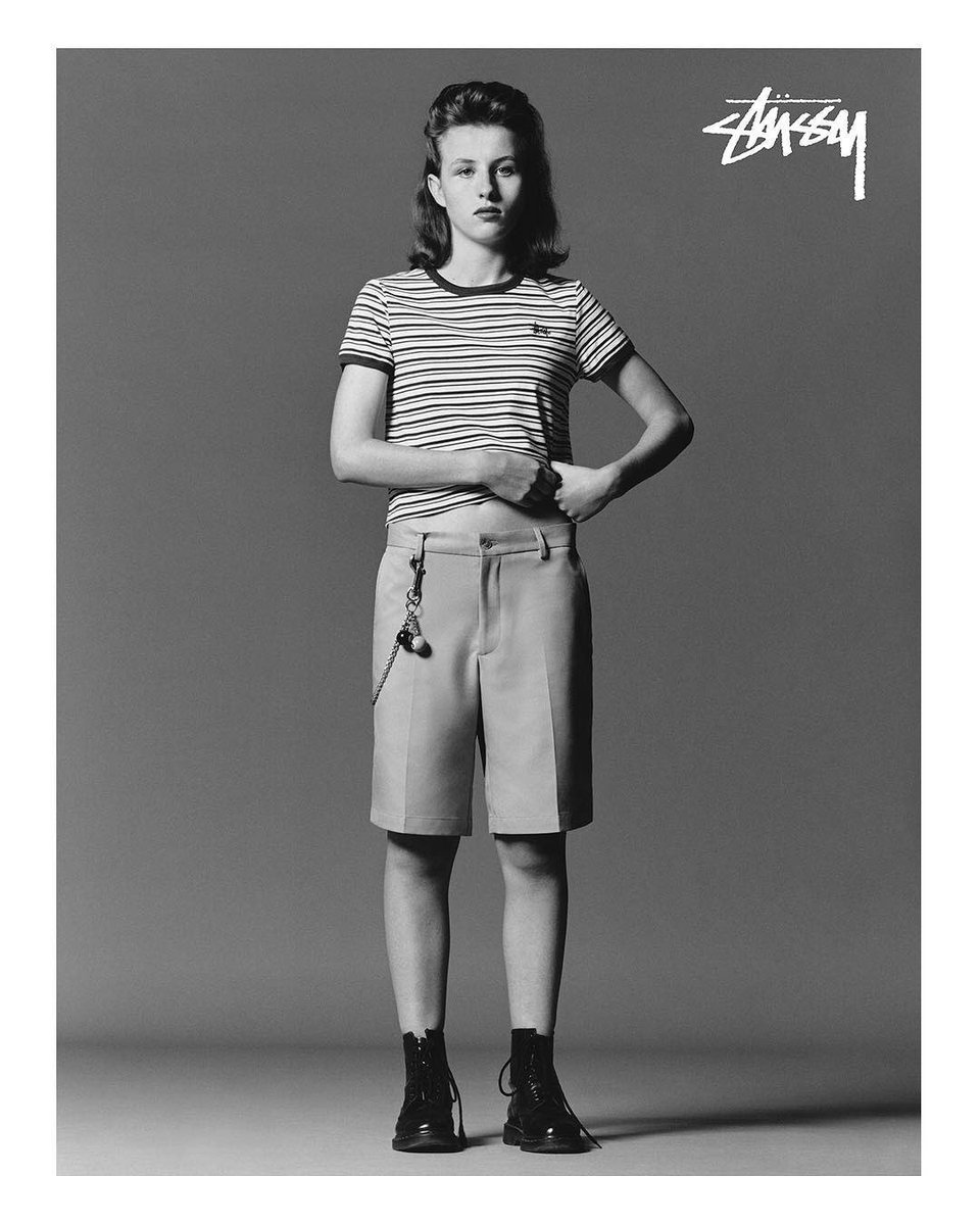 Stüssy Spring '18 by Theo Sion https://t.co/lxVkaBWQXI