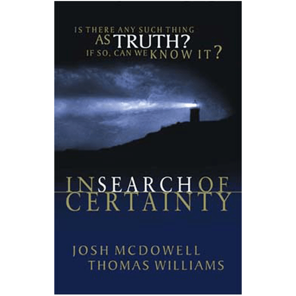 test Twitter Media - This book will help you to understand the need to know the truth and guide you in your search for it. It will guide you to the conclusion that absolute truth does exits-not merely as theoretical concept but in the passion of God. The author is Josh McDowell. https://t.co/2vd8s4sI5p