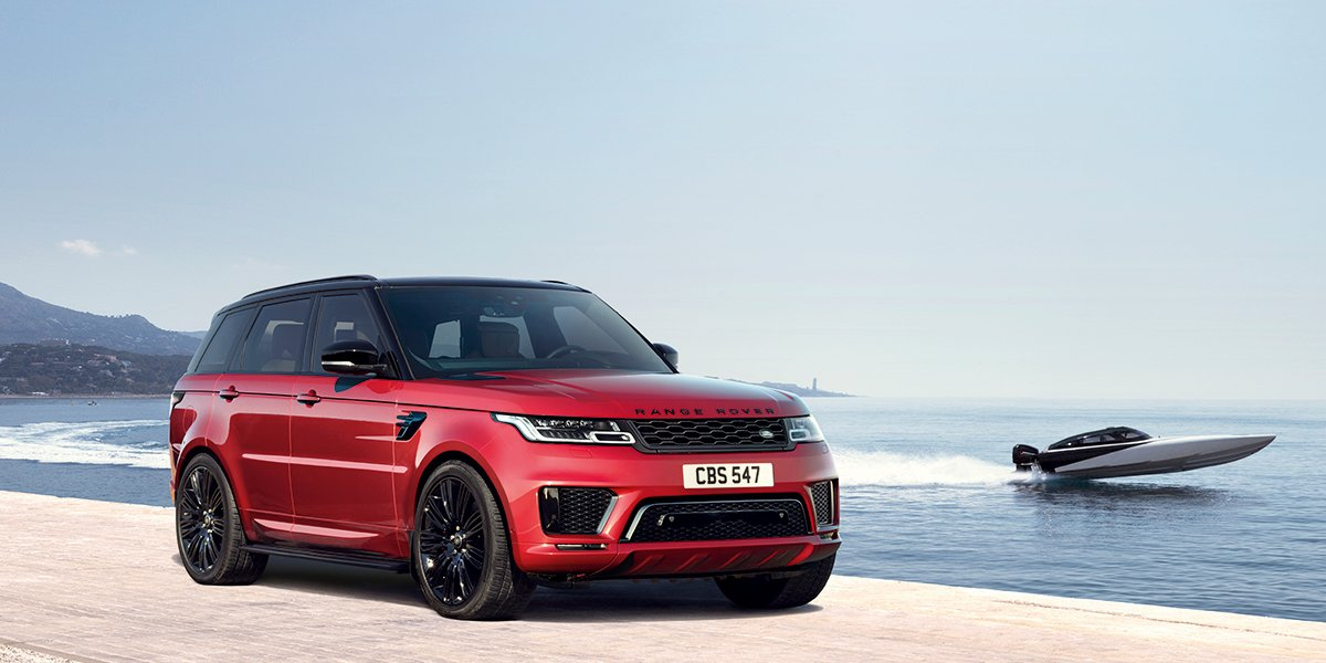 Created to command attention wherever you take it - #RangeRoverSport. Design yours now: https://t.co/0XBHcL6eTw https://t.co/5vQUbTCTHR