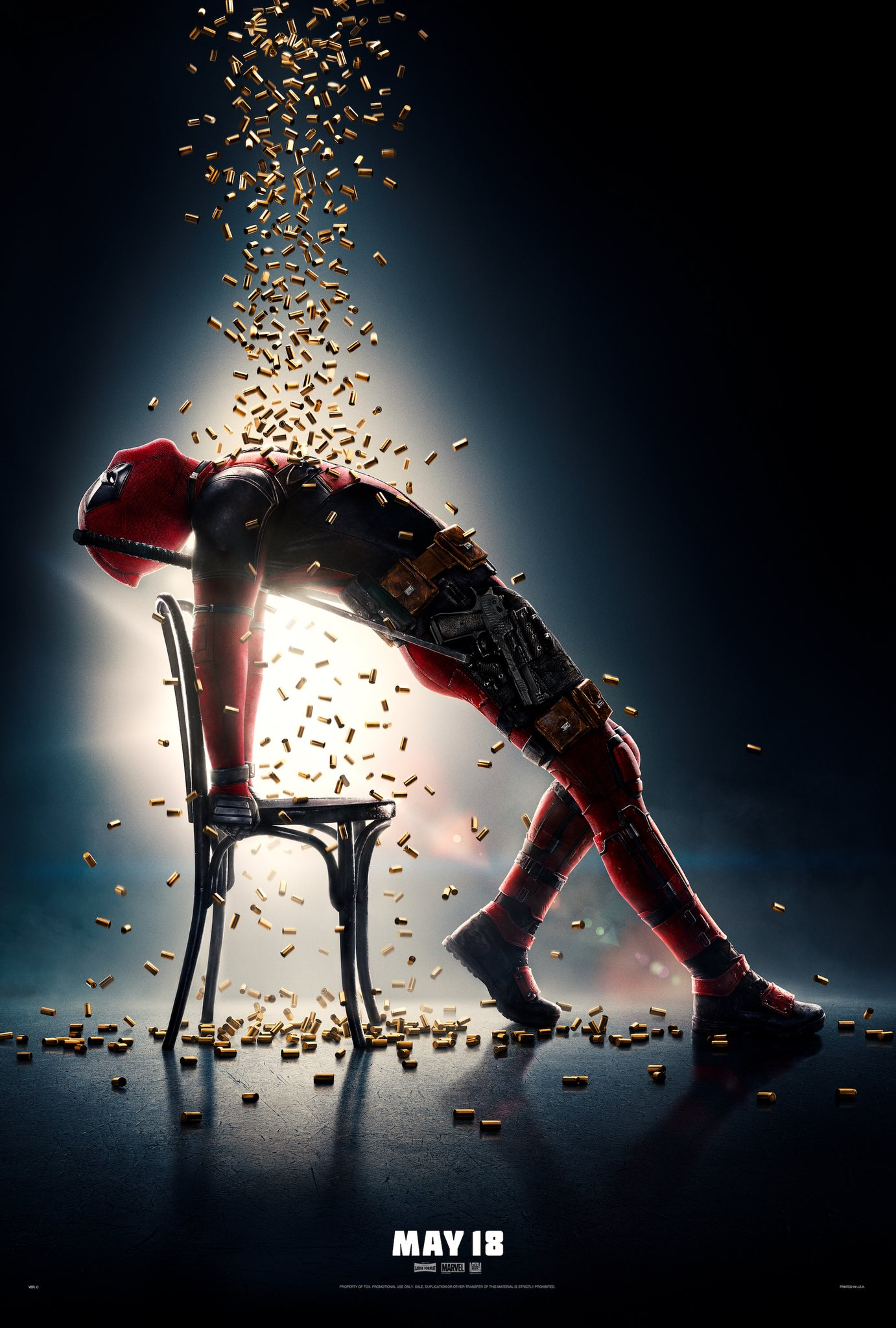 Take your passion. And make it happen.  #Deadpool https://t.co/7MY7z7x6pj