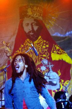 Happy birthday, Bob Marley (1945-1981). Who Jah bless, no one curse.