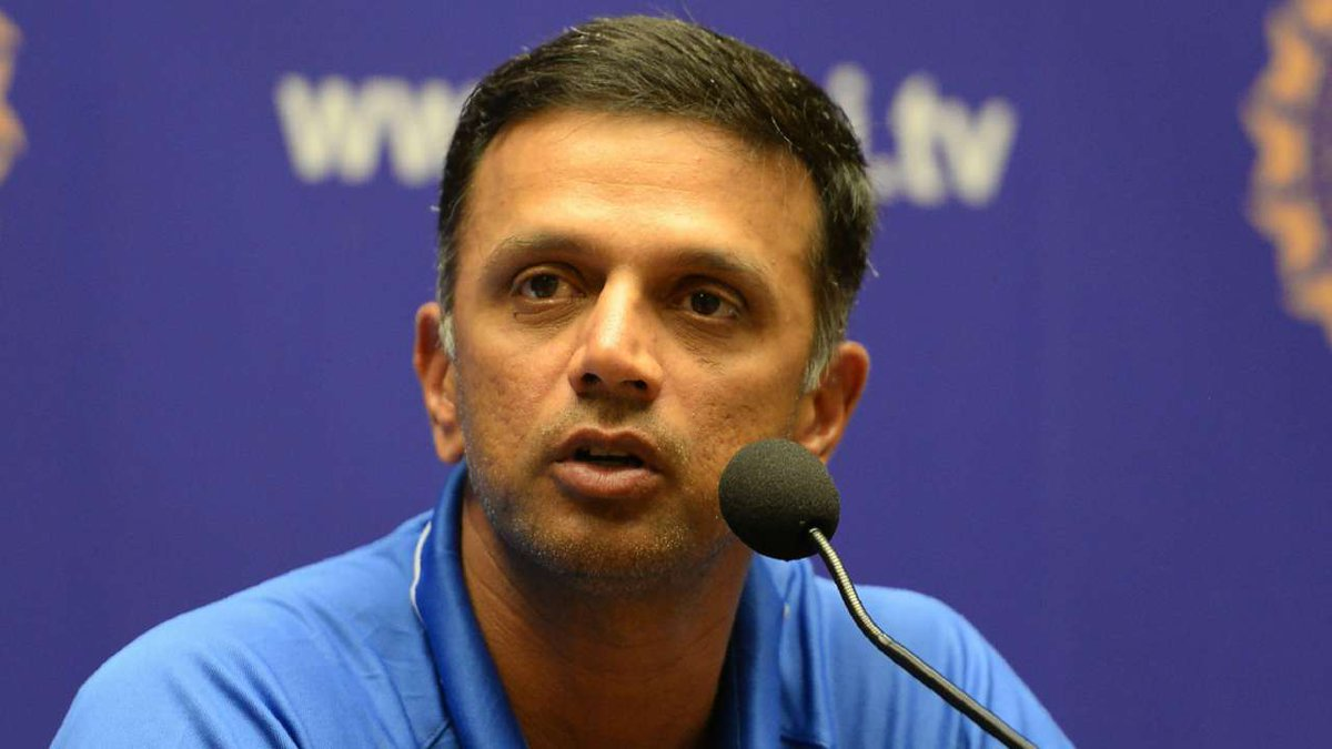 ICC U-19 World Cup: Rahul Dravid denies entering Pakistani dressing room to console players
