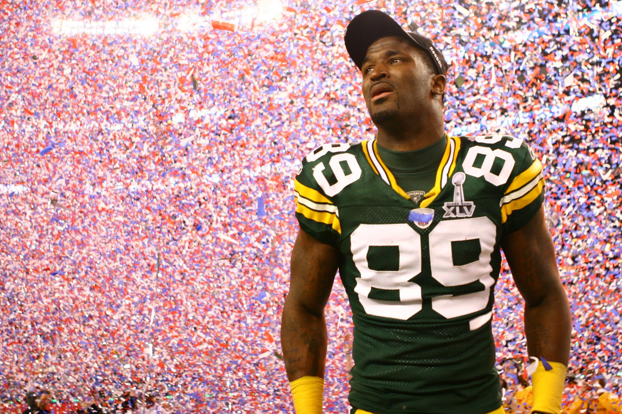 Remembering Super Bowl XLV with former #Packers WR @89JonesNTAF   ��: https://t.co/NO5fDMZlN8 https://t.co/or3NCIjuA0