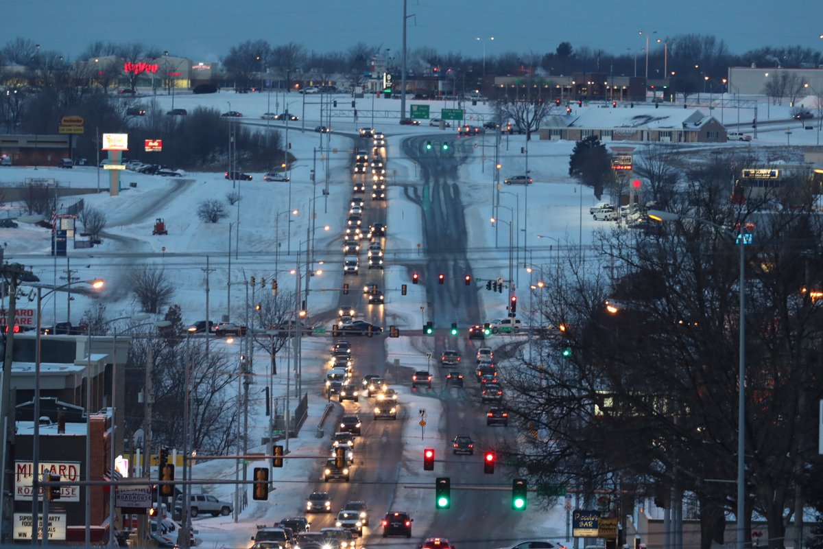More snow likely in the Omaha area, starting by afternoon