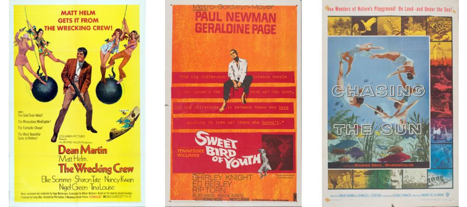 test Twitter Media - RT @openculture: 10,000 Classic Movie Posters Getting Digitized & Put Online by the Harry Ransom Center at UT-Austin: Free to Browse & Download https://t.co/uT2rzS2ebr https://t.co/YUYaw273aD