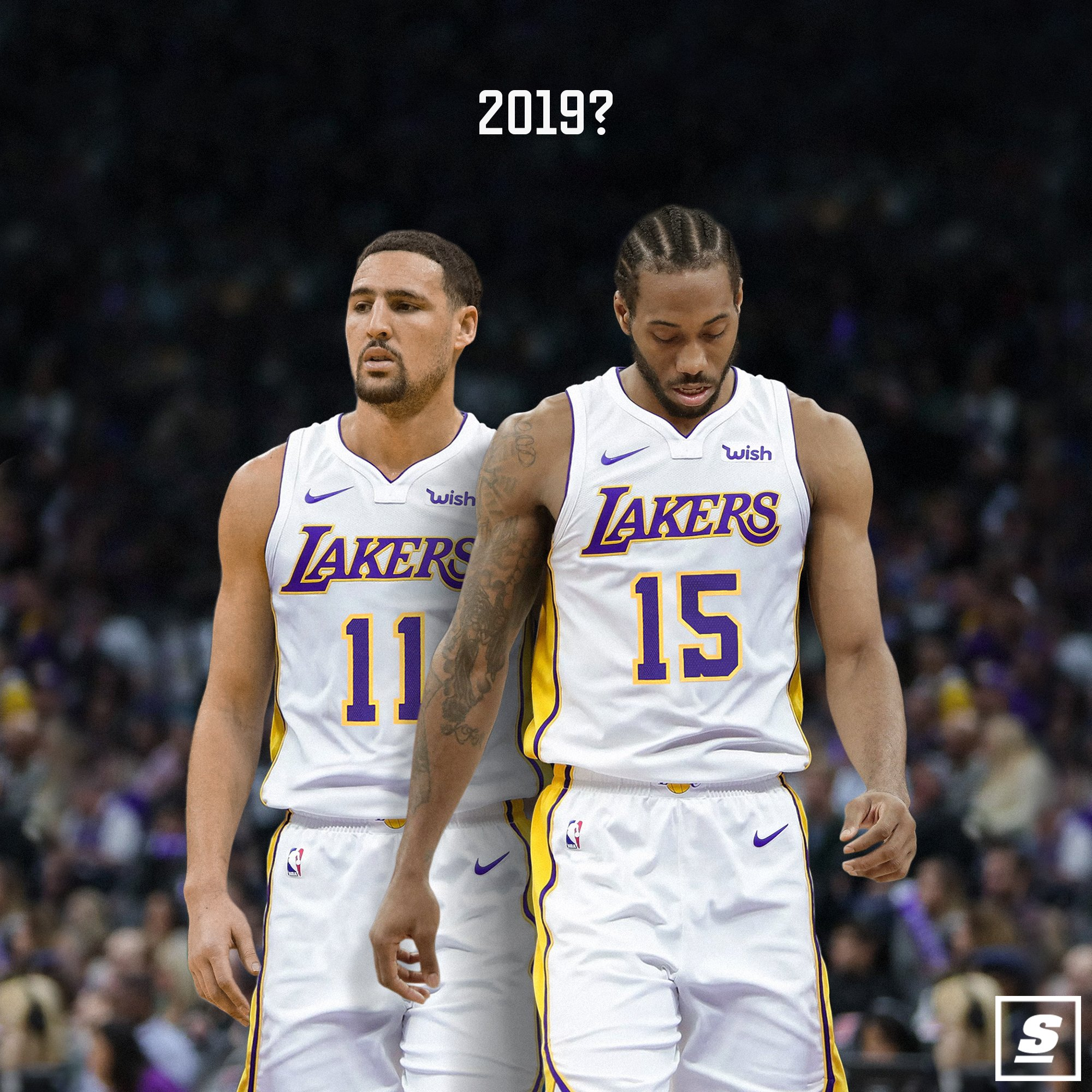 Could be a much different looking @Lakers squad coming our way in 2019. �� https://t.co/sYnqK5sxHp https://t.co/apNCY1oZpn