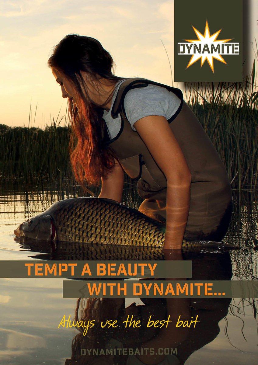 #DynamiteBaits #carpfishing #carping #femaleanglers #<b>Girlpower</b> https://t.co/DjaJgmHS5Q
