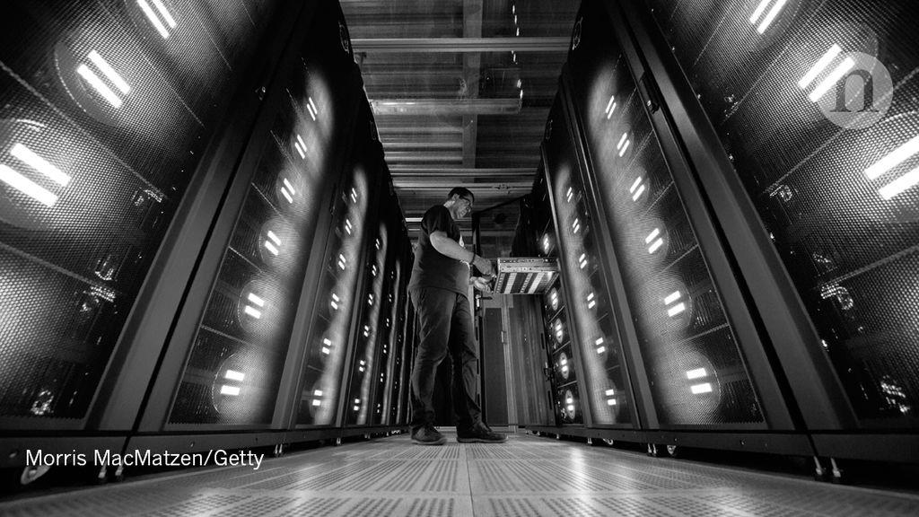 Big data needs a hardware revolution