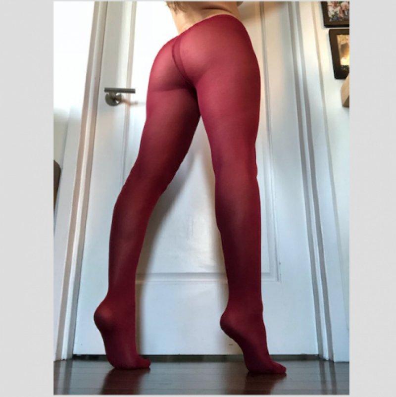 Red Pantyhose! by f8YC9le72Z 6zE3P53lxJ