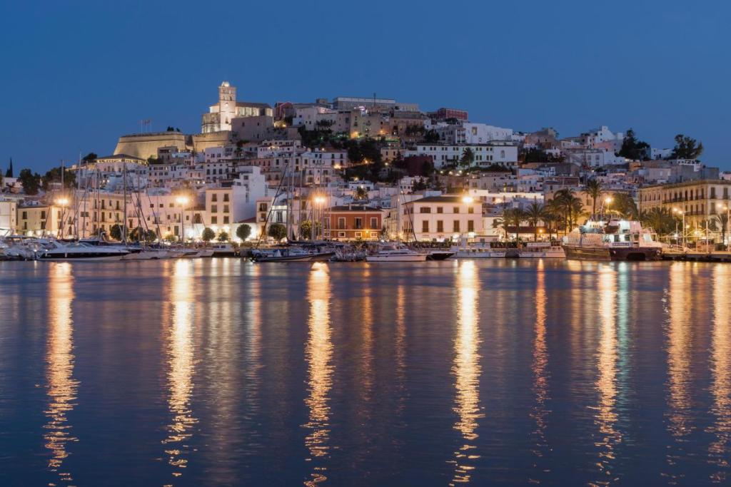 Ibiza's capital BANS AirBnB – after rent rises force locals to sleep in their cars