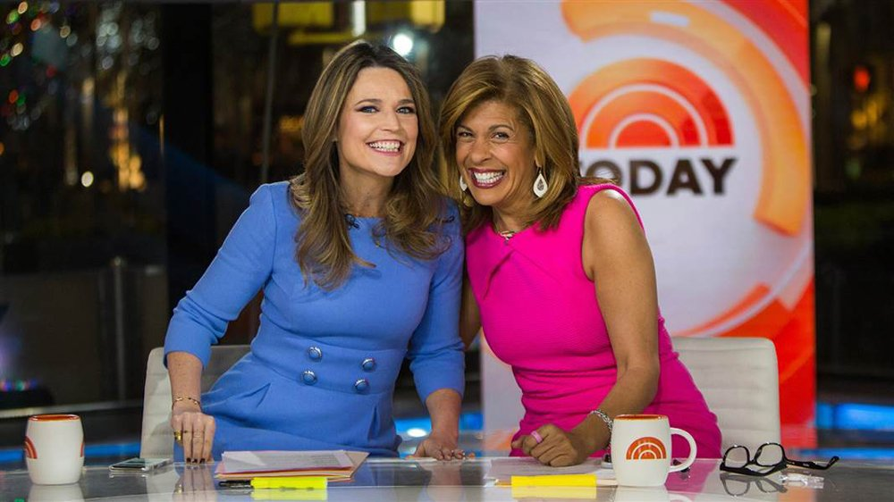 .@SavannahGuthrie and @hodakotb discuss the Olympics and a post-Matt Lauer era at NBC