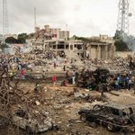 Death sentence for man convicted of Somalia's deadliest bombing