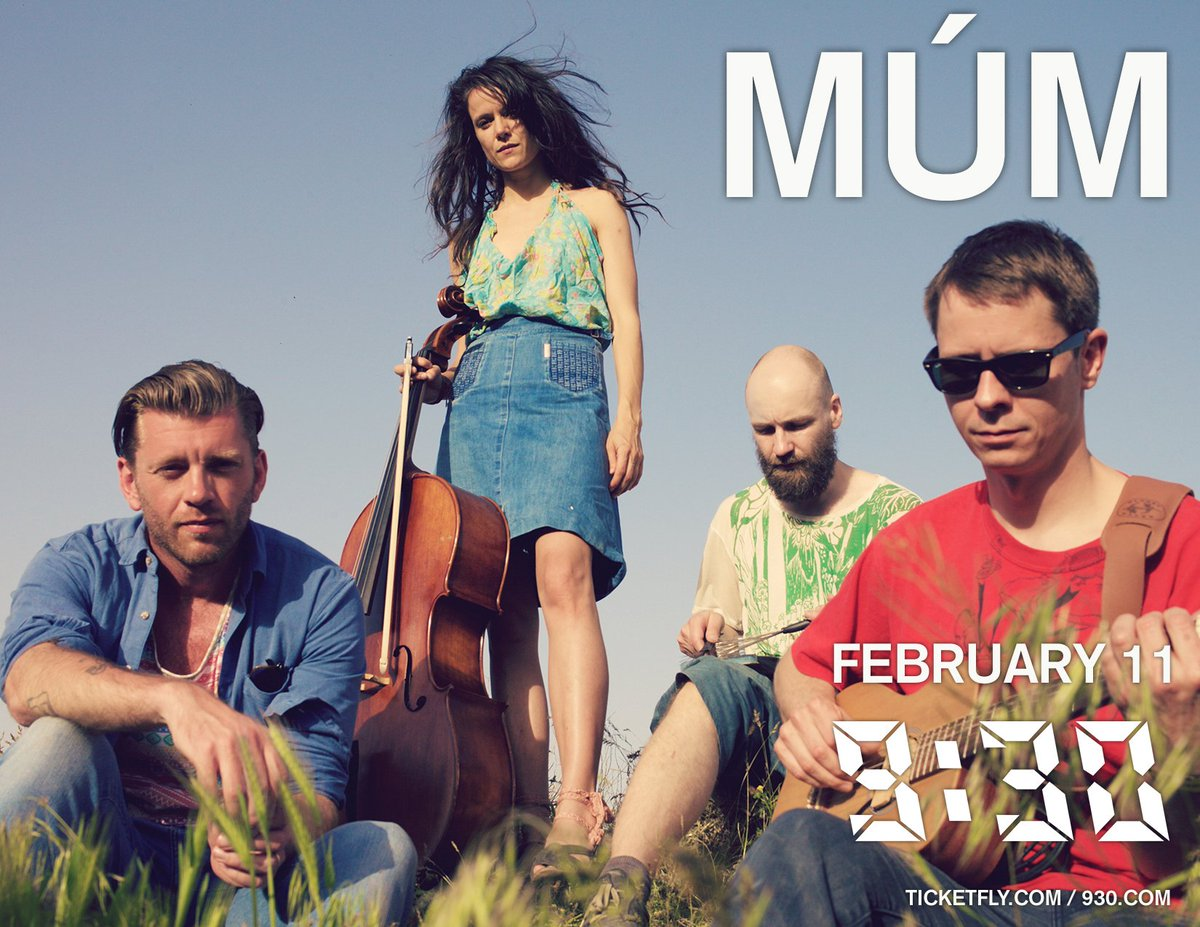 test Twitter Media - RT @930Club: ADDED AS SUPPORT for @mumtheband on 2/11: Faunaphor | https://t.co/Iikt2qxhmm | #Mum930 https://t.co/bHisoRkVyF