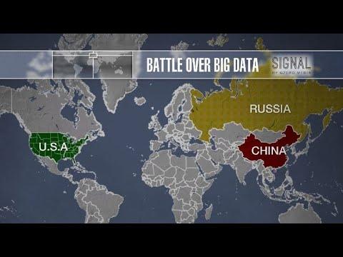 Global battle brewing over big data