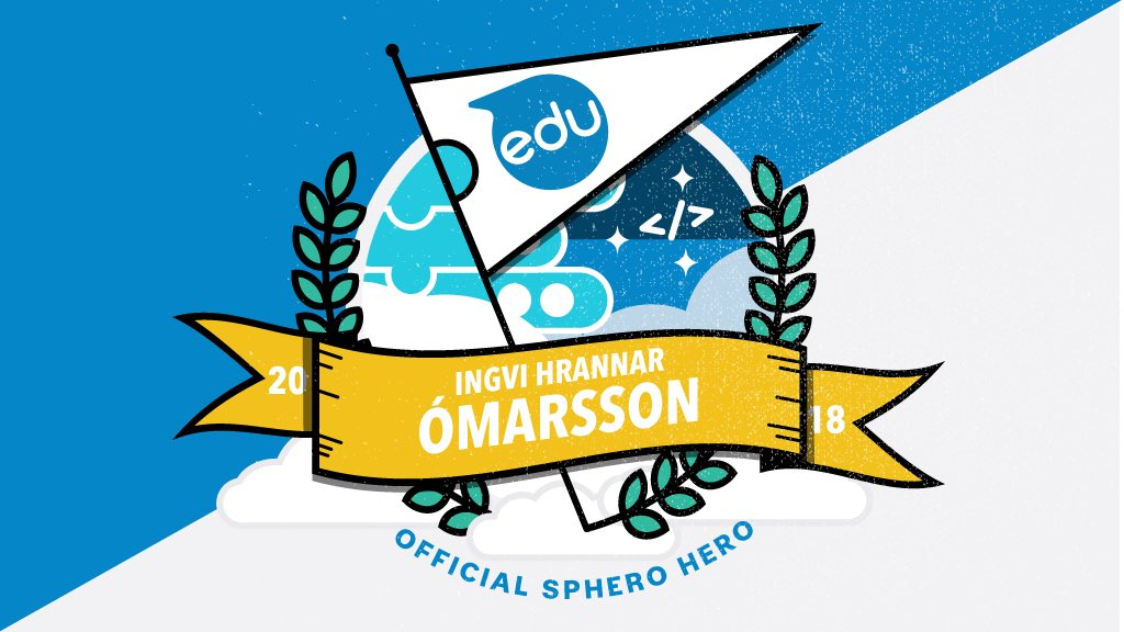 test Twitter Media - I'm incredibly honoured & humbled to have been chosen as one of the first @Sphero Heroes. Can't wait to work with this amazing and elite group of educators. ☺️👊🌟 @SpheroEdu #AppleEDUChat #SWE17 #menntaspjall https://t.co/X7pMzxaFj9