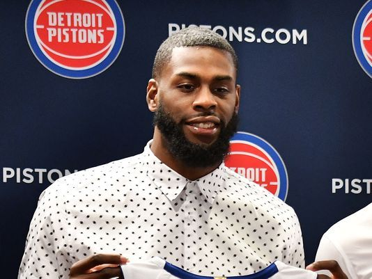 Pistons' Willie Reed suspended 6 games for domestic violence