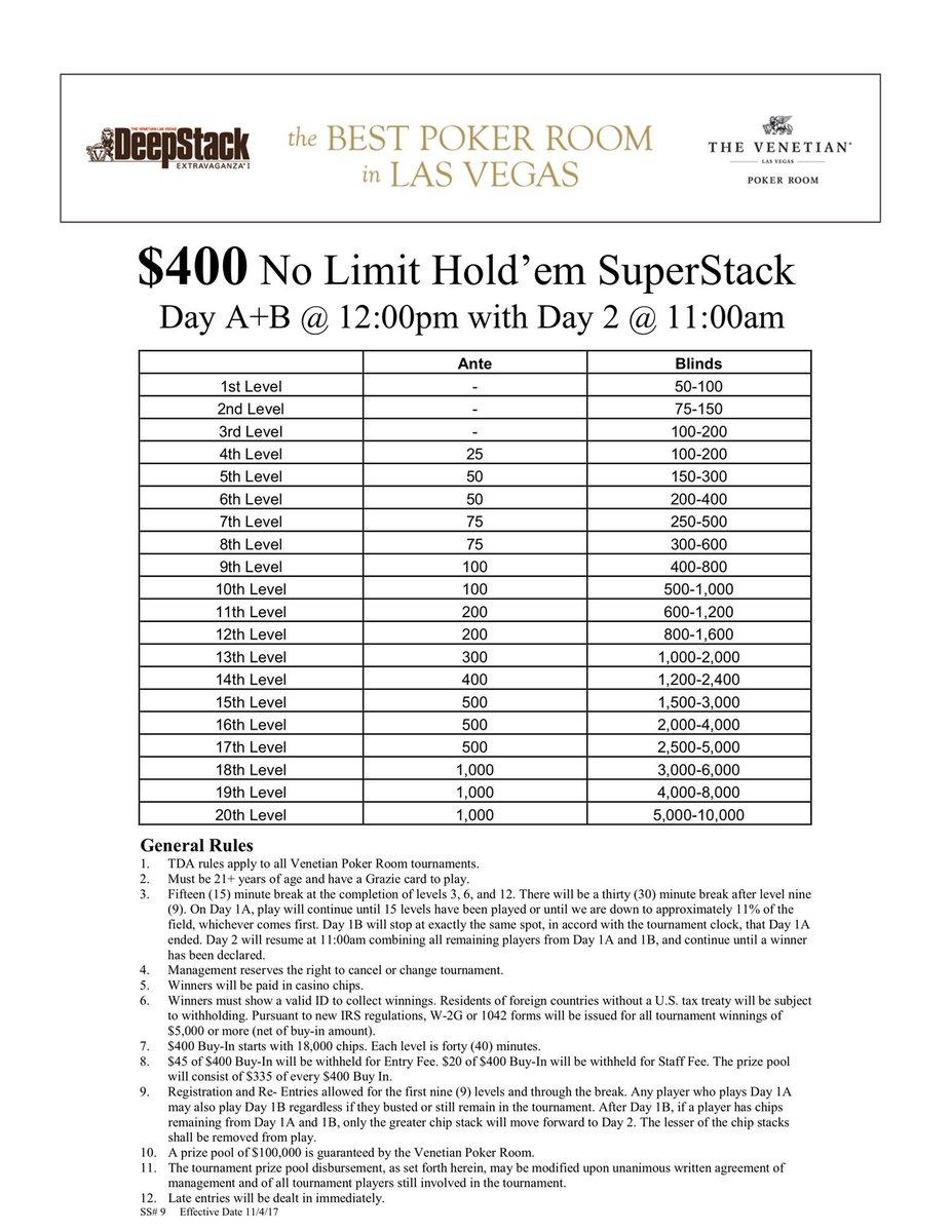 $400 SuperStack