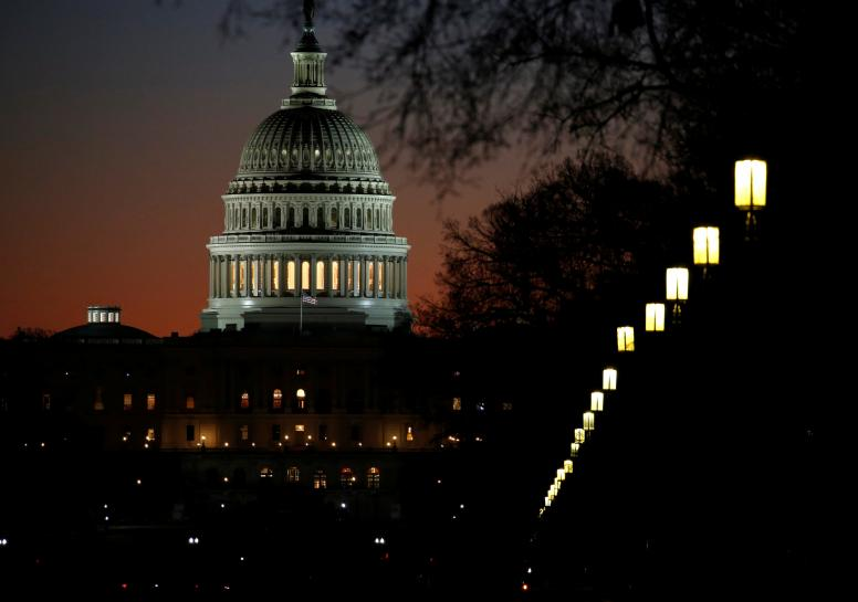 House passes spending bill to avert government shutdown, sends to Senate
