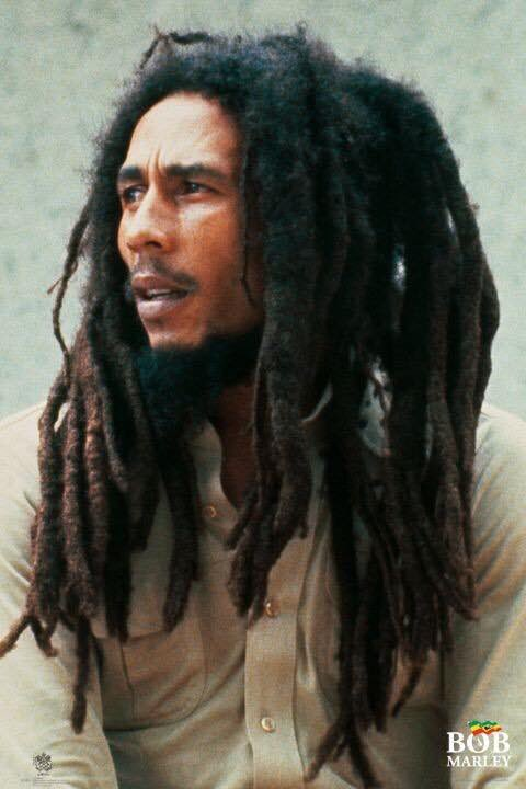 Happy bday to the great Bob Marley